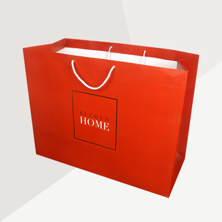 Laminated Luxury Cardboard Bag