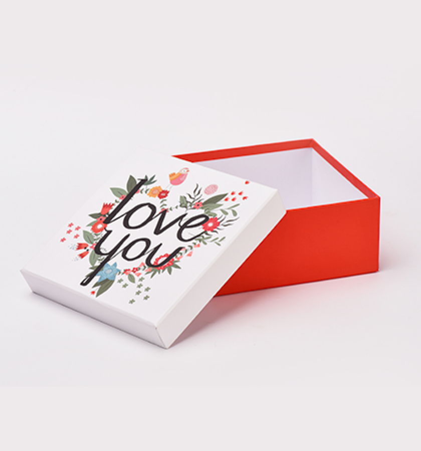 E-Commerce Packaging On Valentine's Day