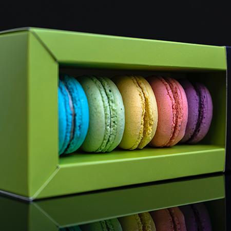 Fransa'da Tatlı Ve Pasta Üreticilerinin Kullanabileceği Kutu Çeşitleri