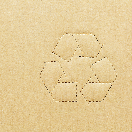 RECYCLING PAPER PACKAGING