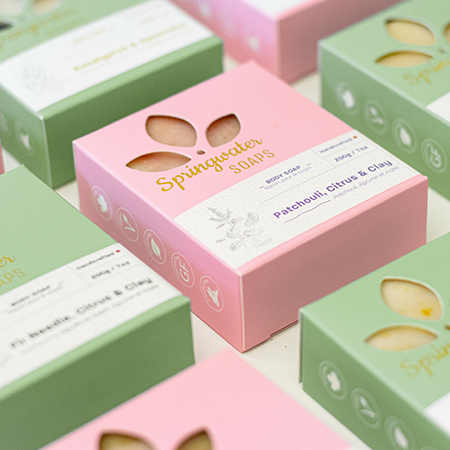 Packaging Identity for Small Business