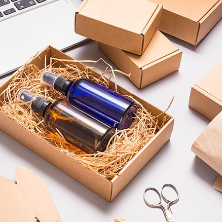 Vegan Box Designs and Materials