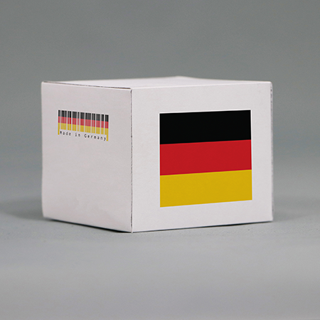 The Main Color Of Germany Prefered In E-Commerce Boxes: Red!